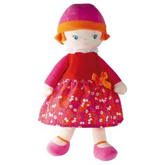 """Corolle 13 inch Lili Cherry Baby Doll - Corolle - Toys """"R"""" Us"""