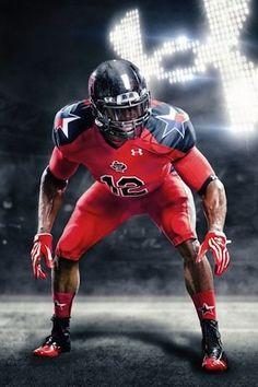 Texas Tech gets new 'Lone Star Pride' uniforms | Dr. Saturday - Yahoo! Sports #fashion