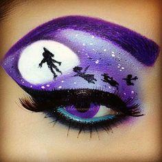 Peter Pan Makeup Ideas | Peter Pan inspired