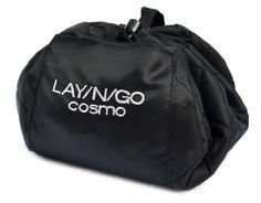 118e880353 Black Friday Lay-n-Go Cosmo Cosmetic Bag Black) from Lay-n-Go Cyber Monday