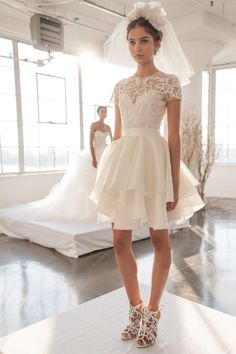 Marchesa Bridal Fall 2016