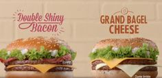 """McDonalds France """"Breads & America"""" Promotion Features Burgers on American Breads"""
