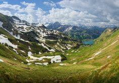 The Allgäu Alps, Germany