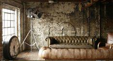 wabi sabi attraktives interior design sofa rau wandgestaltung