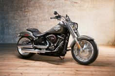 Harley Davidson - Fat Boy - 2018