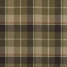 I am going to have an ottoman made with this fabric to go with the L-Shape couch! Ralph Lauren Fabric, L Shaped Couch, Tartan Fabric, Drapery Hardware, Fabric Houses, Home Furnishings, Swatch, Pattern Design, Textiles