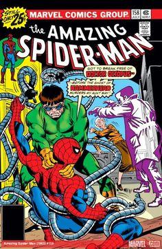 Amazing Spider Man 158 1976 VG Marvel Comics New Collection Comics Spiderman, Dc Comics, Marvel Comic Books, Comic Books Art, Comic Art, Univers Marvel, Vintage Comic Books, Vintage Comics, Amazing Spiderman