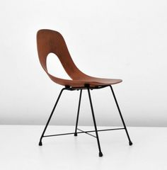 Augusto Bozzi, sedie e poltrone Saporiti - chairs and armchairs