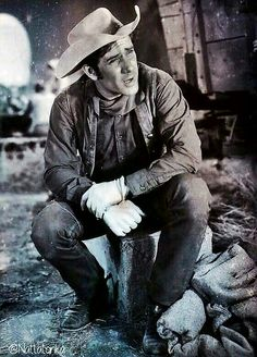 Robert Fuller in Wagon Train Cheyenne Bodie, Robert Fuller Actor, Hoagy Carmichael, Clint Walker, The Rifleman, Old Wagons, The Virginian, Tv Westerns, John Smith