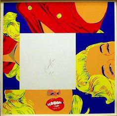 Rancillac - Marilyn - (Figuration narrative)