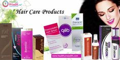 #HealthurWealth Best #HairProducts in India