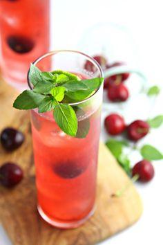 Cherry Mojito