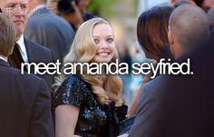 meet amanda seyfried