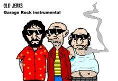 Bandas Obscuras - Old Jerks