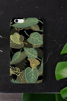 Tropical vibes love! 😍  🌿 Phone case for iPhone or Samsung. #tropicalcase #tropicalvibes #phonecases Tropical Vibes, Tropical Plants, Iphone Cases, Just For You, Samsung, Cover, Iphone Case, I Phone Cases