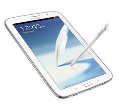 Samsung apresenta novo tablet e confirma lançamento de Galaxy S4