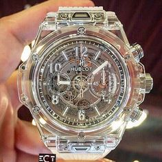 See luxury watches. Patek Phillippe, Hublot, Rolex and much more. Amazing Watches, Beautiful Watches, Cool Watches, Stylish Watches, Luxury Watches For Men, エルメス Apple Watch, Hublot Watches, Skeleton Watches, Men Accessories