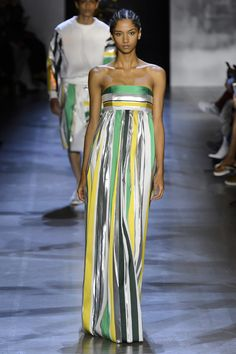 New York Fashion Week: desfile Primavera Verano 2019 Prabal Gurung - Foto