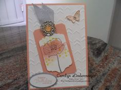 Carolyn's Card Creations: Watercolor Birthday