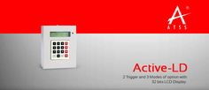 Active LD Landline Auto Dialer for Intrusion Fire Alarm System - ATSS India.