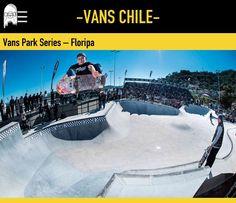 En nuestra sección Vans Chile, podrás encontrar vídeos y fotos con todos los detalles de @vansparkseries que se hizo en floripa, dale un vistazo a este pedazo de evento [LARUTADELSKATE] 👊🏼💥👊🏼 @vans_chile foto: helge tscharm #skate #spots #skatelife #skateboarding #sk8 #skatevida #skatelife #skateboard #skateapp #appskate #spotsapp #skatelove #sudamericaskate www.larutadelskate.com