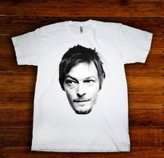 Daryl Dixon T Shirt The Walking Dead Shirt by SaltTees
