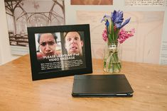 iPad video message guestbook, love it! Fun for guests too | Indian wedding trends | fusion wedding trends | fusion wedding ideas | indian wedding toolkit