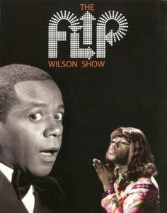 The Flip Wilson Show ~ I loved his sketches! I'm not sure they would fly in today's overly-sensitive world but Mr. Wilson was a comic genius and I enjoyed many a belly laugh thanks to him. A shame we can't laugh at ourselves like we used to anymore.