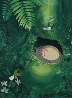 Mi vecino Totoro 3