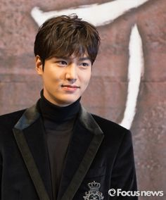 Jeon Ji Hyun and Lee Min Ho Attend Press Conference for Legend of the Blue Sea Premiering Wednesday | A Koala's Playground