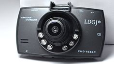 27 inch Full HD 1080P Car Vehicle Camera DVR with 170 Degree Wide Angle Lens  6 LEDs Night Vision  Gsensor  High Resolution Car Camera Dash Cam Driving Recorder by LDGJ -- Check this awesome product by going to the link at the image.Note:It is affiliate link to Amazon.