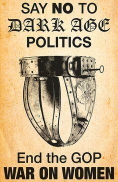 Dark Age Politics.