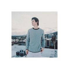 Nash grier photoshoot 2015 ❤ liked on Polyvore featuring ppl