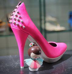 via http://www.offnegiysem.com/, momiji, momiji love, hero, alexander mcqueen, pink,