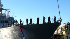 USS Freedom Returns to Homeport