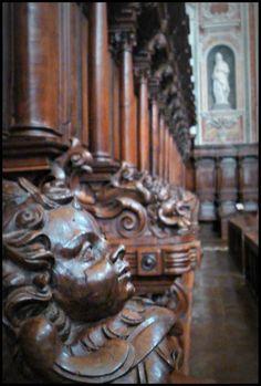Lato sinistro dell'altare, Chiesa della Certosa di San Martino, Napoli