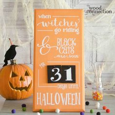 Kelli's Halloween Faves - The Wood Connection Blog