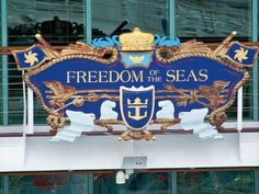Freedom of the Seas - embarking 12/30/2012 for an amazing New Years 7-day cruise!!!  God is good!