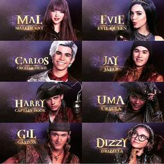 Descendants 2 Villain's Children