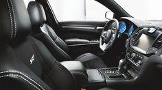 2014 Chrysler 300 Interior