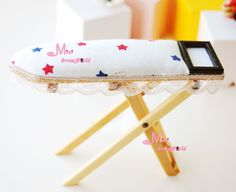 Find More Doll Houses Information about Lace Colorful Star Ironing Iron table Sewing 1:12 Dollhouse Miniature,High Quality table tennis rackets stiga,China table top pool table Suppliers, Cheap table drinks from Minidreamworld on Aliexpress.com