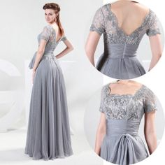 Sexy Women Chiffon Lace Bridesmaid Gown Party Cocktail Evening Prom Long Dresses