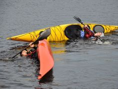 High Brace Kayak Technique - Rapid Media