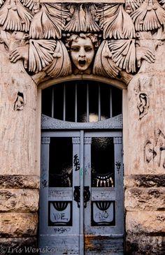 Dresden Doors,Saxony, Germany