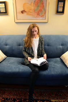 Petite Maison of Fashion : Adjusting to White Teeth Teens #OOTD #sweater #knits #winter