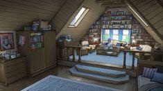 Living Room Design Anime - Home Ideas Interior Concept, Interior Design, Casa Anime, Scenery Background, 2d Game Background, Episode Interactive Backgrounds, Anime Scenery Wallpaper, Environment Concept Art, Cozy Cabin