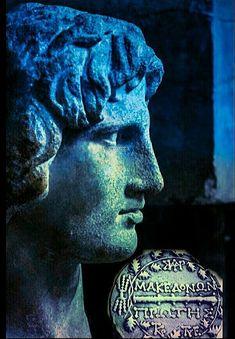 Greek, Statue, Watermelon, Decoration, Decor, Decorations, Decorating, Greece, Sculptures