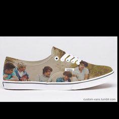 One Direction Shoes One Direction Shoes, One Direction Merch, Cute Vans, Miss Your Face, Shoes Heels, Pumps, Best Friends For Life, Cute Celebrities, 1d And 5sos