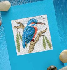 free bird chart from cross stitch collection
