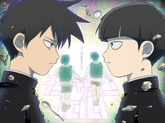 Mob Psycho 100 | Kageyama Ritsu and Shigeo